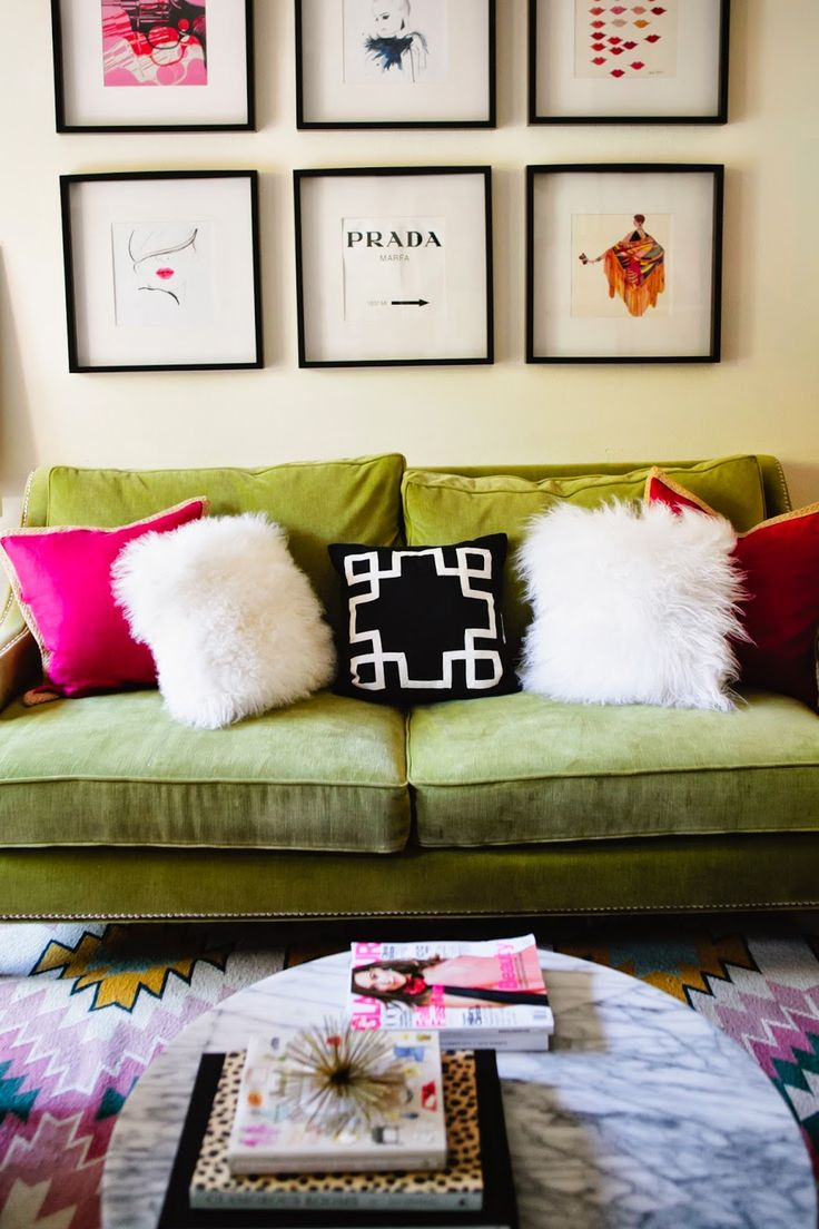 Decor yes or no to velvet for Yes decoration