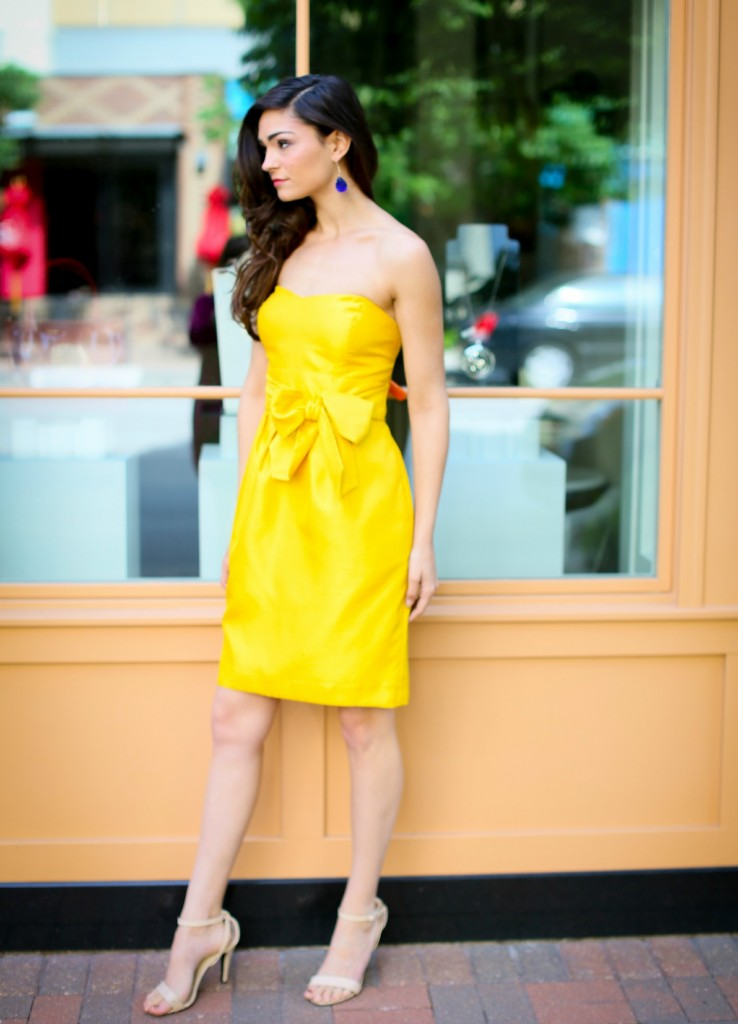Bella Bridesmaids_yellow dress_HIRES